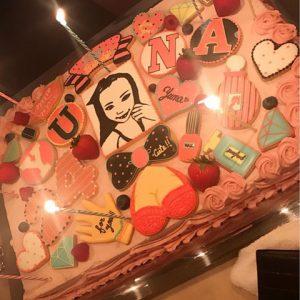 誕生日ケーキのアイシングクッキーを通販でお届け