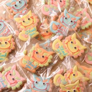 オーダーアイシングクッキーを全国に通販します